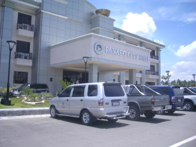 Panabo new City Hall/photo by Rural Urban News