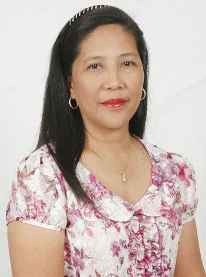Kapalong Vice Mayor Maritess Royo Timbol