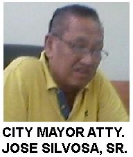 Panabo City Mayor Silvosa