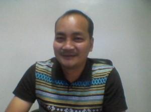 Davao del Norte Liga ng mga Barangay president Edgar Castillo