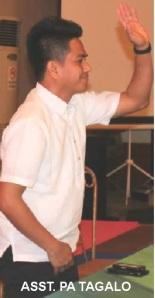 Romulo Tagalo, PDRRMC head Davao del Norte