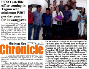 pcso office davao del norte